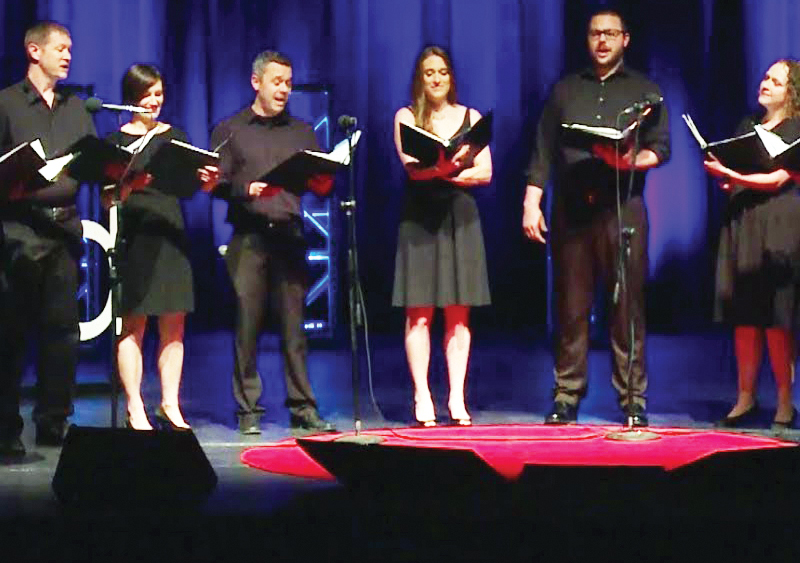 Central Oregon Center for the Arts: Choir