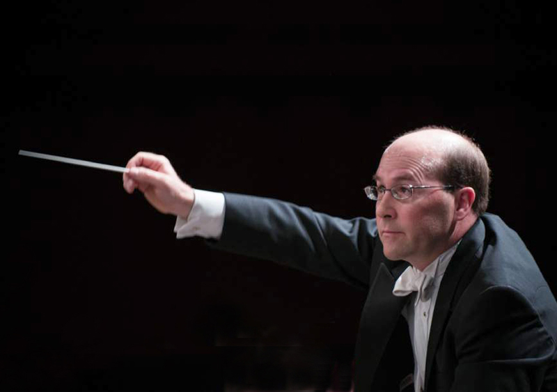 Central Oregon Center for the Arts: Conductor